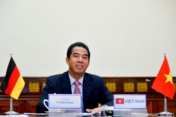 Việt Nam - Đức nhất trí sớm phê chuẩn Hiệp định Bảo hộ đầu tư Việt Nam - EU - Ảnh 1.