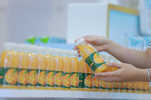 Bác sĩ dinh dưỡng Nguyễn Thị Lâm hướng dẫn chọn và sử dụng nước trái cây đúng cách - Ảnh 2.