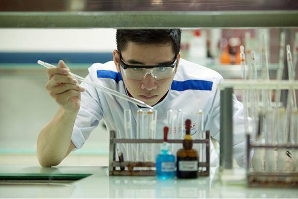 Học ngành Công nghệ thực phẩm đảm bảo cho xã hội thực phẩm sạch, an toàn - Ảnh 1.