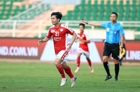 Vòng 11 V-League 2020: Lợi thế thuộc về chủ nhà TP.HCM - Ảnh 1.