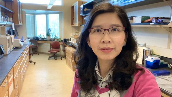 Nữ tiến sĩ Việt dạy ở đại học Mỹ - Ảnh 1.