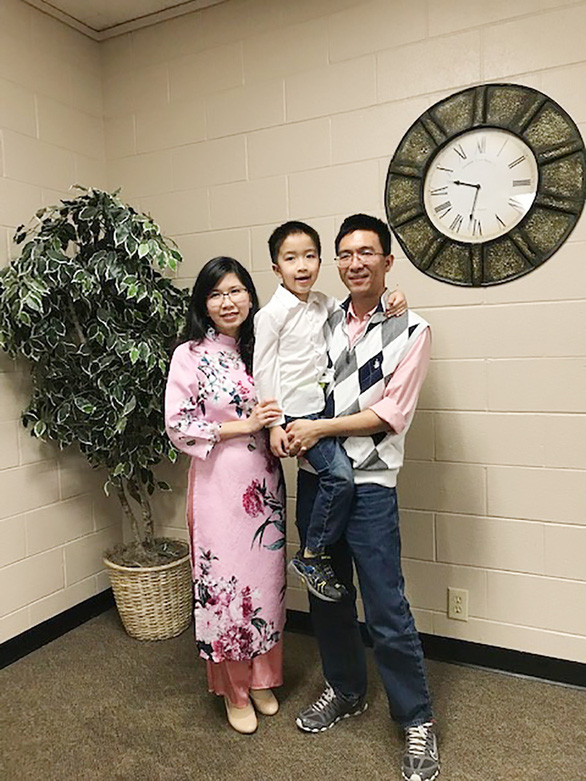 Nữ tiến sĩ Việt dạy ở đại học Mỹ - Ảnh 3.