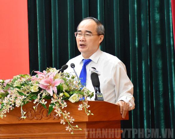 Bí thư Nguyễn Thiện Nhân: Khẩn trương trình Quốc hội đề án lập TP phía đông - Ảnh 1.