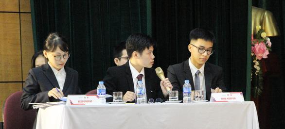 Việt Nam sẽ có hai đội thi chung kết phiên tòa giả định quốc tế - Ảnh 1.