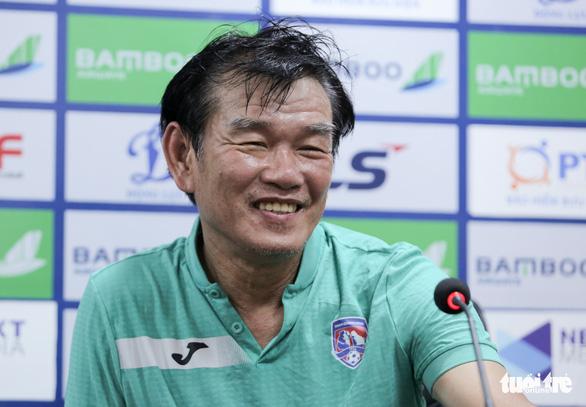 HLV Than Quảng Ninh: V-League vào giai đoạn mệt mỏi, cầu thủ uể oải - Ảnh 1.