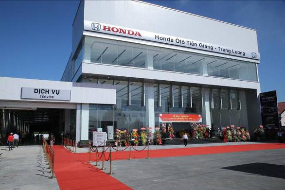 Honda Việt Nam khai trương Đại lý Honda Ôtô Tiền Giang - Trung Lương - Ảnh 1.