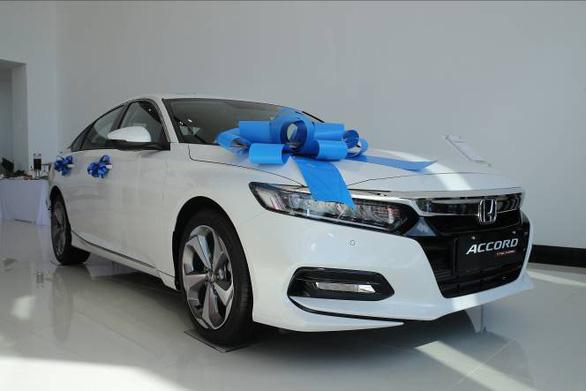 Honda Việt Nam khai trương Đại lý Honda Ôtô Tiền Giang - Trung Lương - Ảnh 2.