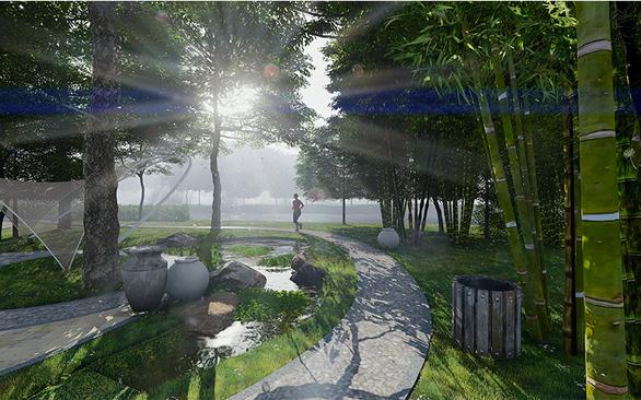 Nhà Bè với định hướng là đô thị xanh trong lòng thành phố - Ảnh 2.