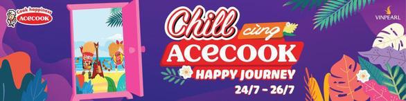 Tổng kết chương trình Chill cùng Acecook: 1.100 giải thưởng trị giá gần 7 tỉ đã có chủ - Ảnh 2.