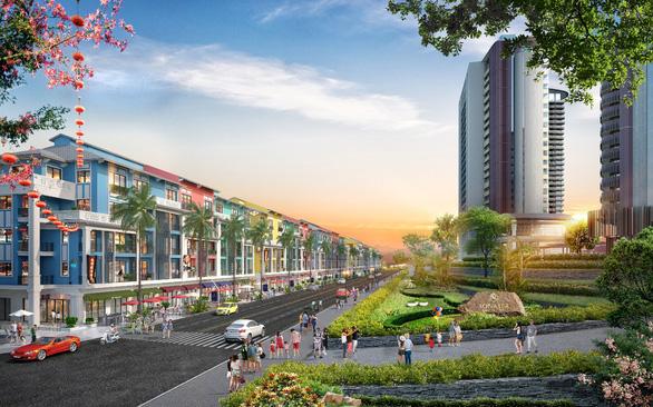 Khám phá Thành phố giải trí sôi động nằm bên vịnh Bái Tử Long - Ảnh 1.