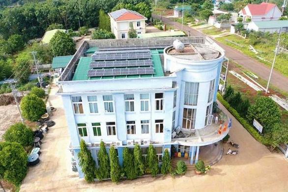 Đắk Nông đẩy mạnh phát triển điện mặt trời áp mái - Ảnh 1.