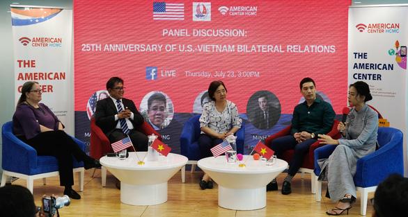 25 năm quan hệ ngoại giao Việt - Mỹ: 25 năm tới sẽ lớn mạnh và ấn tượng hơn - Ảnh 1.