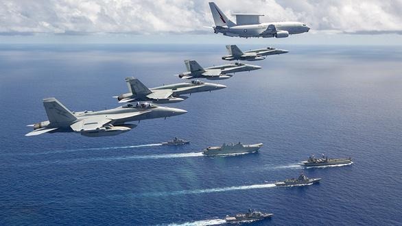 Úc đang quyết liệt chưa từng thấy với Trung Quốc ở Biển Đông - Ảnh 1.