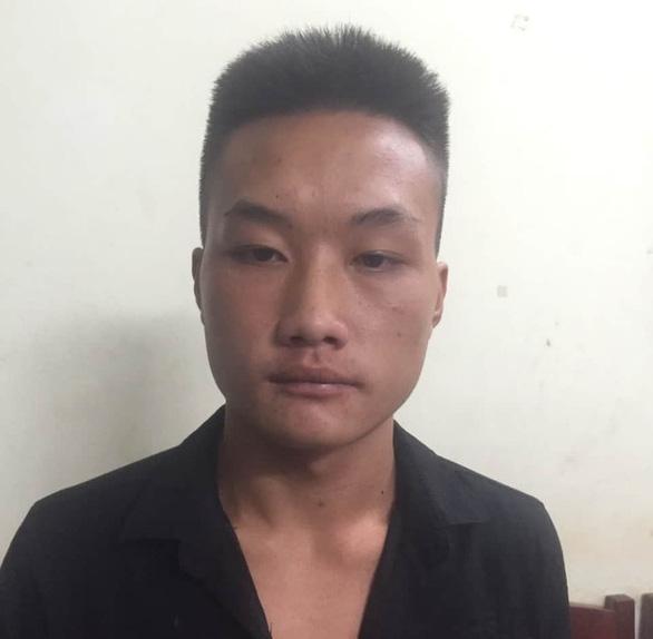 Đã bắt được nghi phạm đâm và cướp tài sản của lái xe Grab - Ảnh 1.