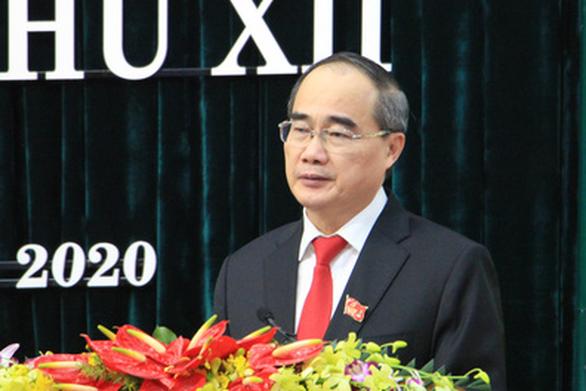 """Bí thư Nguyễn Thiện Nhân: Quận 10 mở các khu chuyên doanh phục vụ người Việt là sống được"""" - Ảnh 1."""