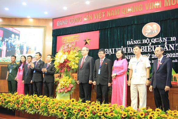 """Bí thư Nguyễn Thiện Nhân: Quận 10 mở các khu chuyên doanh phục vụ người Việt là sống được"""" - Ảnh 2."""