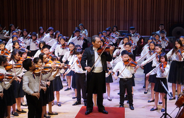 Các học viện múa, âm nhạc kêu cứu vì không được đào tạo trung cấp - Ảnh 1.