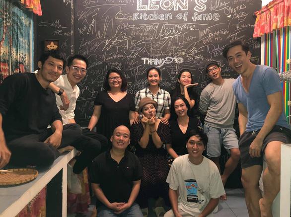 Đạo diễn Song Lang kể chuyện từ Việt Nam về Mỹ giữa tâm dịch COVID-19 - Ảnh 2.