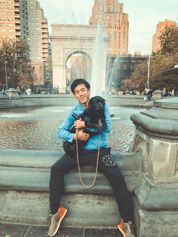 Đạo diễn Song Lang kể chuyện từ Việt Nam về Mỹ giữa tâm dịch COVID-19 - Ảnh 4.