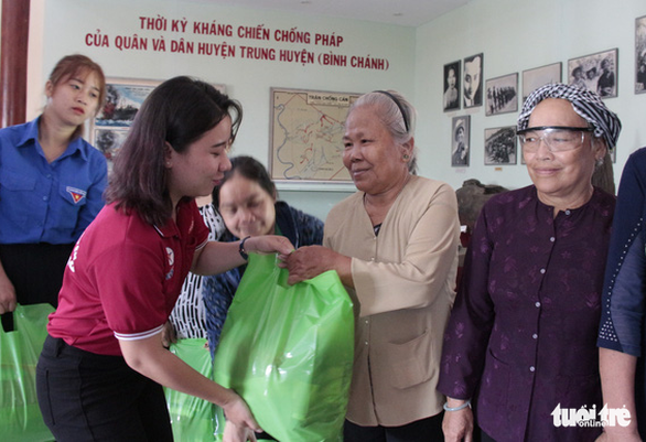 Mẹ Việt Nam anh hùng Phan Thị Tám: 'Mong các con mãi nuôi dưỡng tình yêu nước' - Ảnh 3.