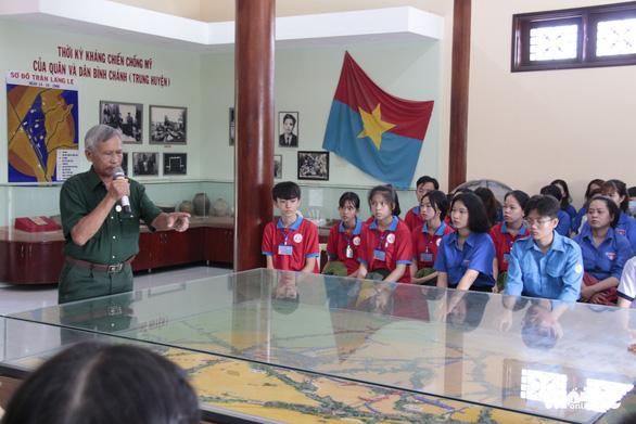 Mẹ Việt Nam anh hùng Phan Thị Tám: 'Mong các con mãi nuôi dưỡng tình yêu nước' - Ảnh 8.