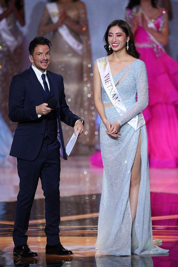 Hủy thi Hoa hậu Thế giới 2020, lùi sang năm 2021 vì COVID-19 - Ảnh 2.