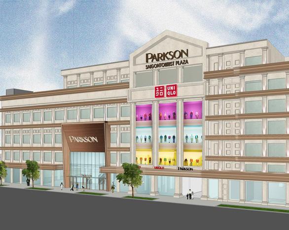 Parkson Saigontourist Plaza khai trương tầng 1 - Ảnh 1.