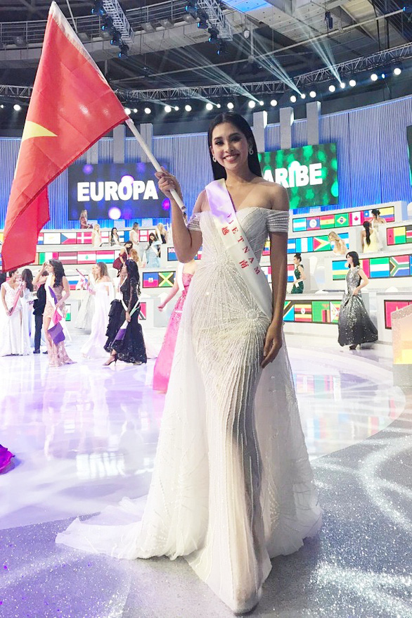 Hủy thi Hoa hậu Thế giới 2020, lùi sang năm 2021 vì COVID-19 - Ảnh 1.