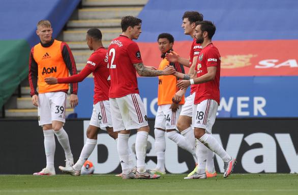 Chelsea, Man United giành vé dự Champions League - Ảnh 1.