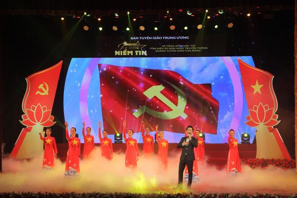 Hà Tĩnh đoạt 77 giải nhất trong cuộc thi tìm hiểu ngành Tuyên giáo - Ảnh 4.