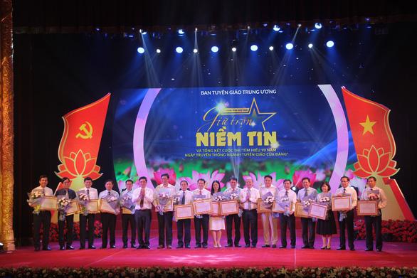 Hà Tĩnh đoạt 77 giải nhất trong cuộc thi tìm hiểu ngành Tuyên giáo - Ảnh 1.