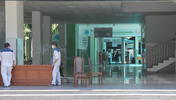 Bệnh nhân 418 ở Đà Nẵng không đi ra ngoại tỉnh cả tháng qua - Ảnh 1.