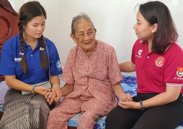 Bí thư thứ nhất Trung ương Đoàn, hoa hậu HHen Niê thăm cựu TNXP, gia đình chính sách - Ảnh 6.