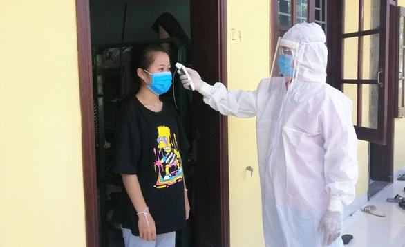 Quảng Nam cách ly tập trung 106 người liên quan bệnh nhân 416 và 418 ở Đà Nẵng