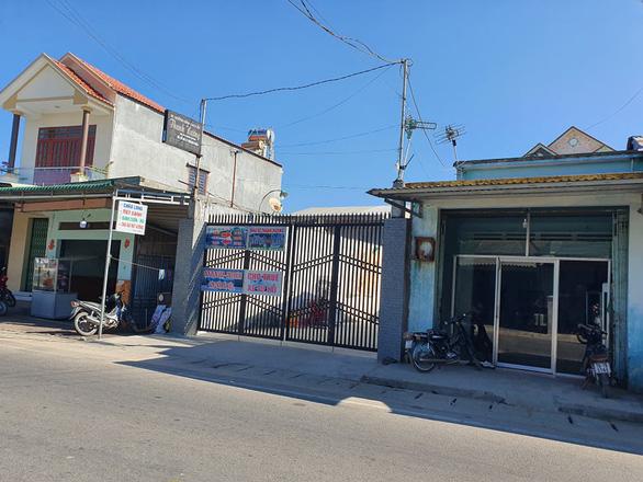 Công an Quảng Ngãi làm việc với nhà xe Thanh Hường chở bệnh nhân 419 - Ảnh 2.