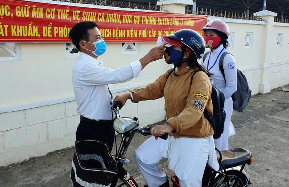 Phú Yên kiến nghị bộ xem xét việc cử đoàn kiểm tra thi tốt nghiệp THPT đến từ Đà Nẵng - Ảnh 1.