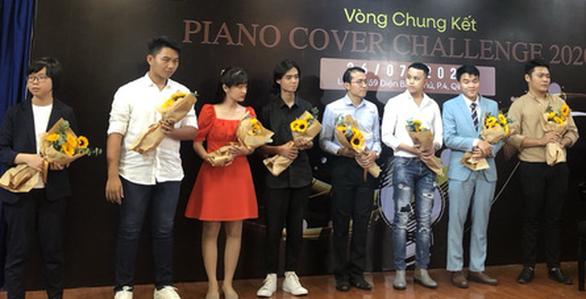 Piano Cover Challenge: Thí sinh Đà Nẵng không thể dự vì giãn cách xã hội - Ảnh 1.
