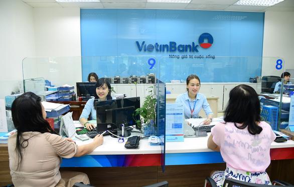 Lợi nhuận sau thuế 9 tháng của VietinBank đạt hơn 8.356 tỉ đồng - Ảnh 1.