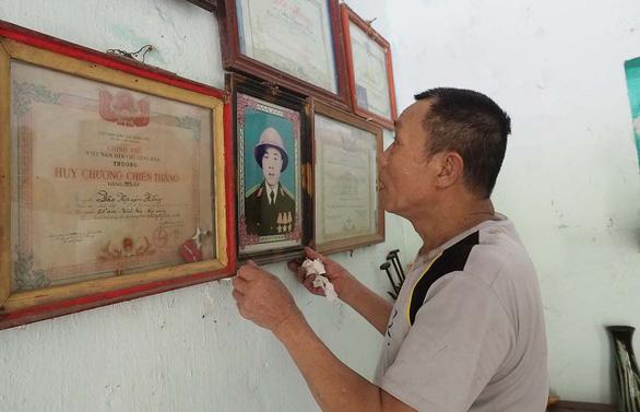 Kỷ niệm ngày Thương binh - Liệt sĩ 27-7: Người lính hi sinh ngày 30-4-1975 - Ảnh 1.