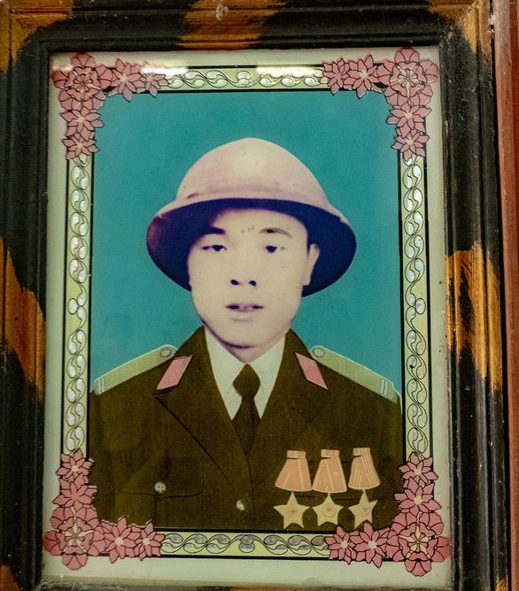 Kỷ niệm ngày Thương binh - Liệt sĩ 27-7: Người lính hi sinh ngày 30-4-1975 - Ảnh 3.