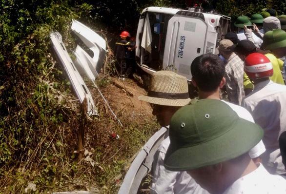 Tai nạn giao thông, 15 người thiệt mạng: Ngày hội ngộ thành biệt ly - Ảnh 1.