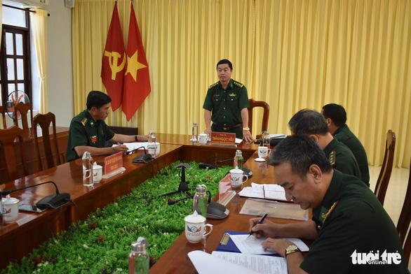 An Giang đã phát hiện và bắt giữ 392 người xuất nhập cảnh trái phép - Ảnh 1.