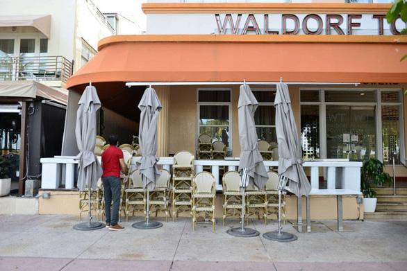 Gần 16.000 nhà hàng Mỹ sập tiệm vì đại dịch COVID-19 - Ảnh 1.