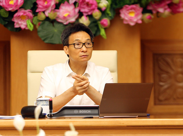 Các ca bệnh ở Đà Nẵng nhiễm chủng virus mới lây lan nhanh, đề xuất giãn cách xã hội