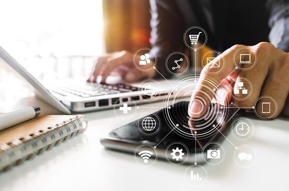 Techcombank giới thiệu giải pháptài chính số dành riêng cho doanh nghiệp - Ảnh 1.