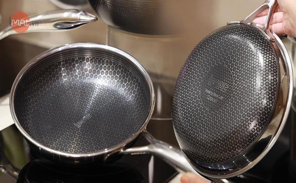 3 lý do bạn nên chọn chảo inox iMat Blackcube - Ảnh 2.