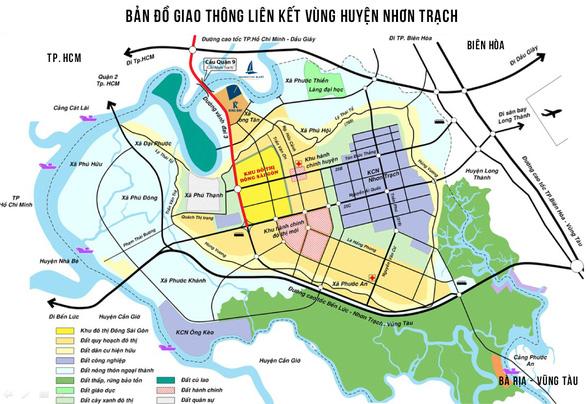 Nhà đầu tư miền Bắc tích cực săn BĐS phía Đông Saigon - Ảnh 2.