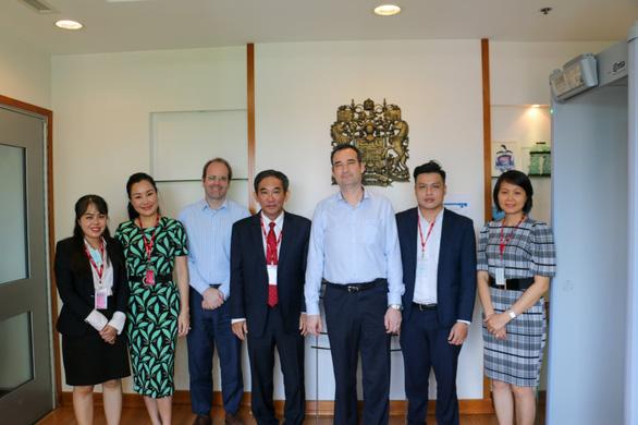 Đại học Quốc tế Hồng Bàng tri ân lãnh sự các nước tại TP.HCM - Ảnh 2.