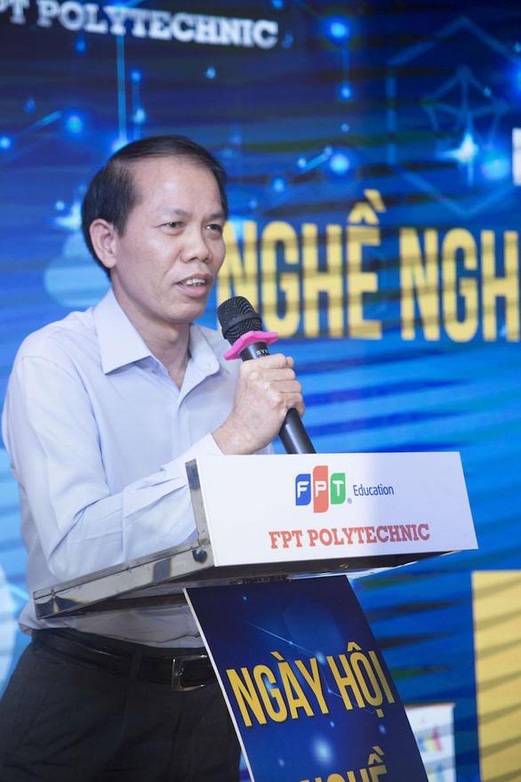 FPT Polytechnic tiếp sức cho thị trường lao động Đông Nam Bộ - Ảnh 1.
