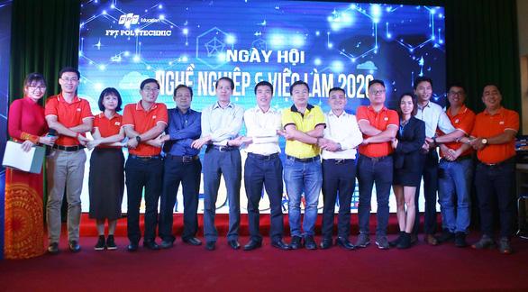 FPT Polytechnic tiếp sức cho thị trường lao động Đông Nam Bộ - Ảnh 2.